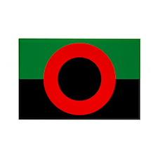 Flag of San Theodoros Rectangle Magnet
