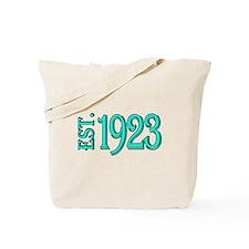 EST.1923 Tote Bag