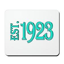 EST.1923 Mousepad