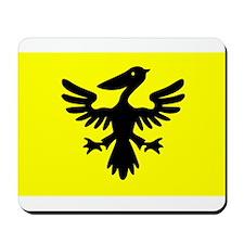 Flag of Syldavia Mousepad