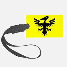 Flag of Syldavia Luggage Tag