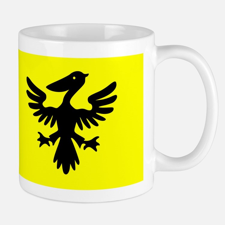 Flag of Syldavia Mug