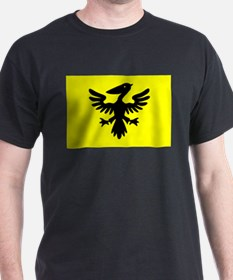 Flag of Syldavia T-Shirt