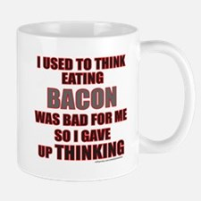 EATING BACON Mug