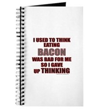 EATING BACON Journal
