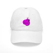 Pink Boxing Gloves Baseball Cap