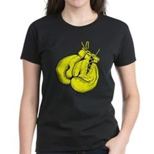 Yellow Boxing Gloves Tee