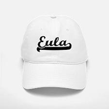 Black jersey: Eula Baseball Baseball Cap