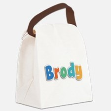 Brody Spring11B Canvas Lunch Bag