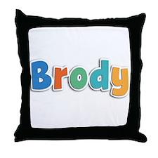 Brody Spring11B Throw Pillow