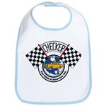 Checker Club Bib