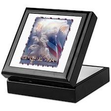 In God's Hands Keepsake Box