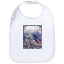 In God's Hands Bib