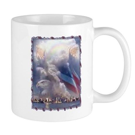 In God's Hands Mug
