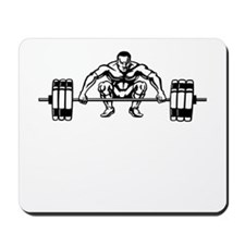 Power Lifting Mousepad
