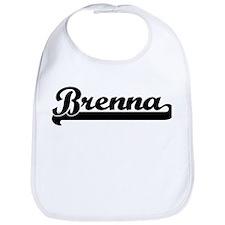 Black jersey: Brenna Bib