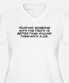 Unique The truth hurts T-Shirt