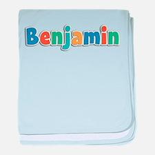 Benjamin Spring11B baby blanket