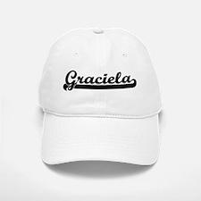 Black jersey: Graciela Baseball Baseball Cap