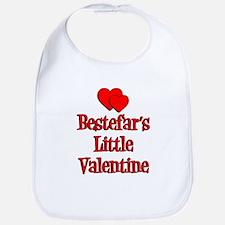 Bestefars Little Valentine Bib