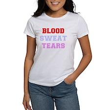 BLOOD SWEAT TEARS Tee