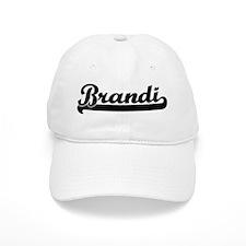 Black jersey: Brandi Baseball Cap