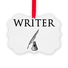 Writer Ornament