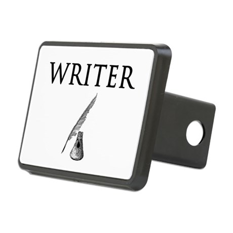 Writer Rectangular Hitch Cover