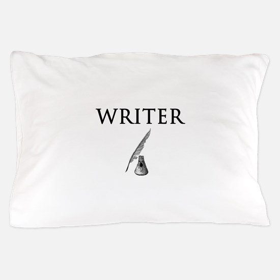 Writer Pillow Case