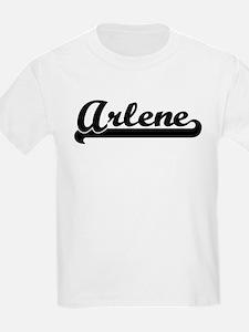 Black jersey: Arlene Kids T-Shirt
