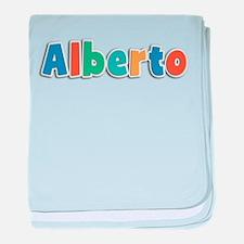 Alberto Spring11B baby blanket