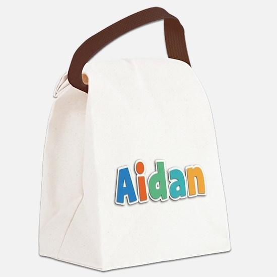 Aidan Spring11B Canvas Lunch Bag