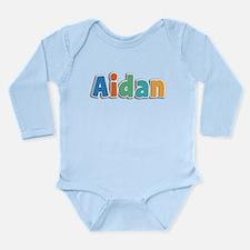 Aidan Spring11B Long Sleeve Infant Bodysuit