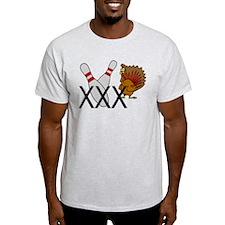 Bowling Turkey T-Shirt