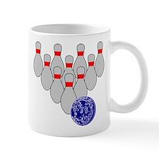 Duckpin Bowling Small Mug