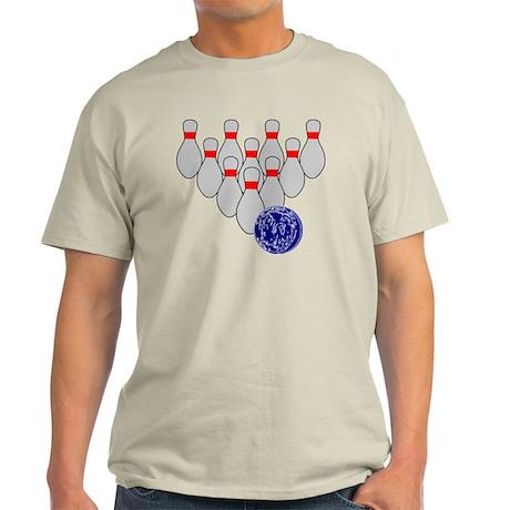 Duckpin Bowling Light T-Shirt