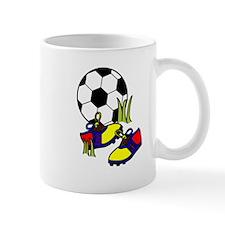 Soccer Ball And Cleats Mug