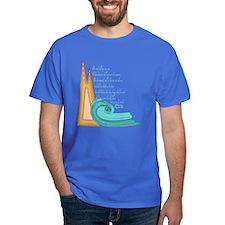 Bible Verse Mark 11 23 T-Shirt