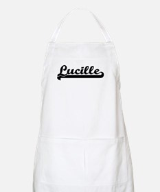 Black jersey: Lucille BBQ Apron