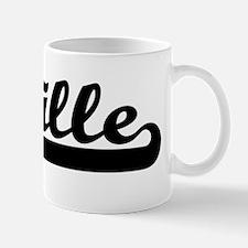 Black jersey: Lucille Mug