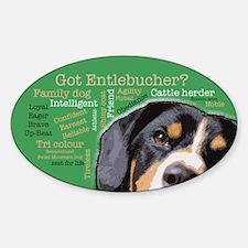 Got Entlebucher? Decal