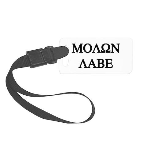 MOLON LABE Small Luggage Tag