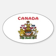 Canada Coat of arms Decal