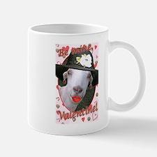Cute Goats at valentines Mug