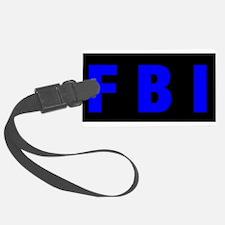 FBI 20 Luggage Tag