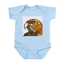 Hawk Infant Bodysuit