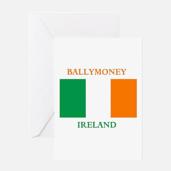 Ballymoney Ireland Greeting Card