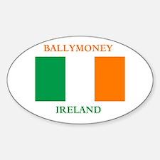 Ballymoney Ireland Decal