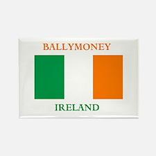 Ballymoney Ireland Rectangle Magnet