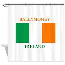Ballymoney Ireland Shower Curtain